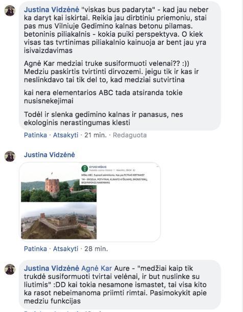 Kartenos Piliakalnis Svente.Piliakalniųerozija Ar Neistiks Plynai Iskirsto Kartenos